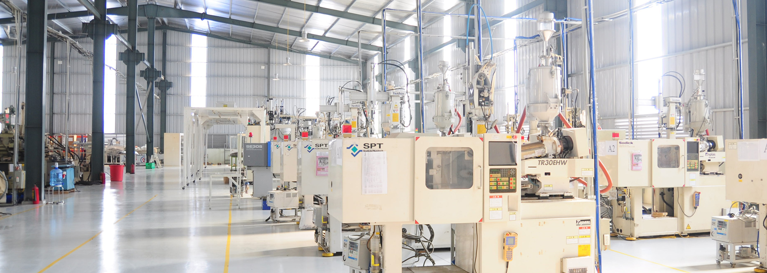 Tecnologies and Plastic Manufacturing Company in VIETNAM